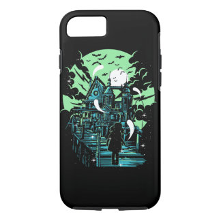 Haunted House Tough Phone Case