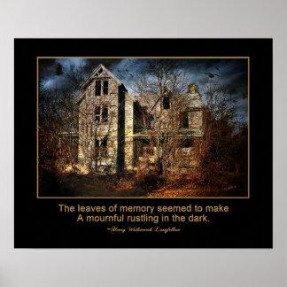 Haunted Memories Poster