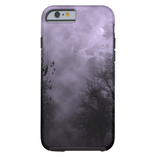 Haunted Sky Purple Mist iPhone 6 case