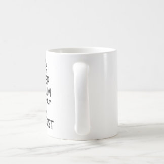 Haunted Toledo Keep Calm mug
