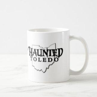 Haunted Toledo logo cup