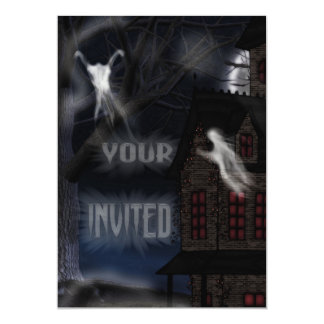 Haunting At Willowstone Card