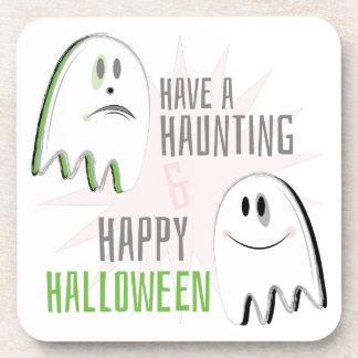 Haunting Halloween Coasters