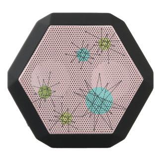 Haut-parleur atomique iconique rose de Starbursts