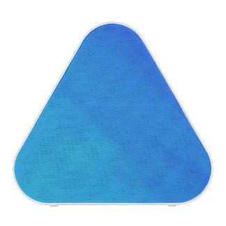 Haut-parleur bleu d image de modèle haut-parleur bluetooth