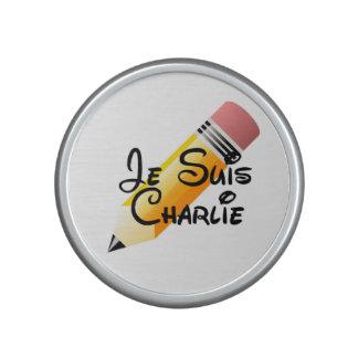 Haut-parleur de Je Suis Charlie Bluetooth