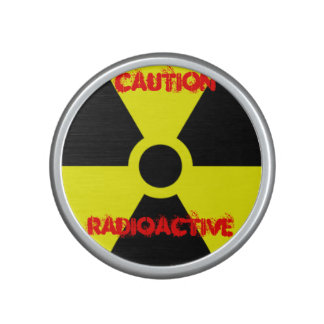 Haut-parleur de Raidioactive