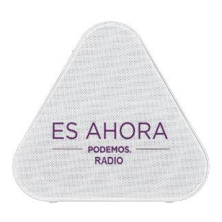Haut-parleur nous POUVONS RADIO conception 2 Haut-parleur Bluetooth