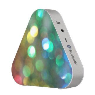 Haut-parleur psychédélique de Bokeh Bluetooth Haut-parleur Bluetooth