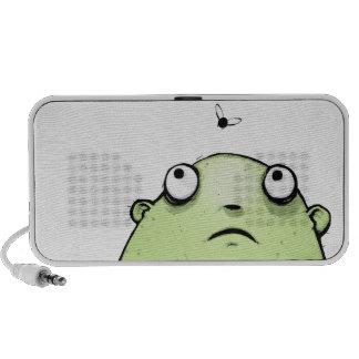 Haut-parleurs de lecteur MP3 de téléphone portable
