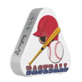Haut-parleurs de Pieladium de base-ball