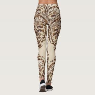 Haute Coffee Couture Too! Leggings