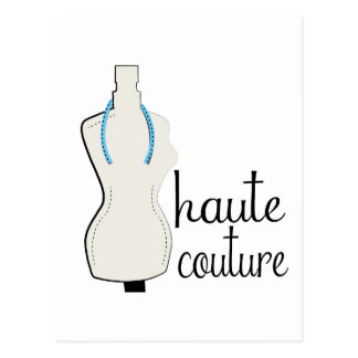 Haute Couture Post Cards