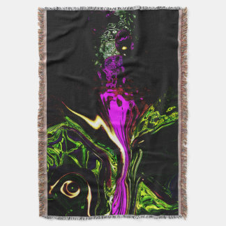 Haute Couture Throw Blanket