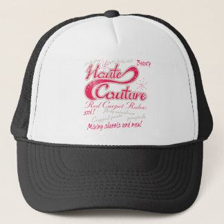 Haute Couture Trucker Hat