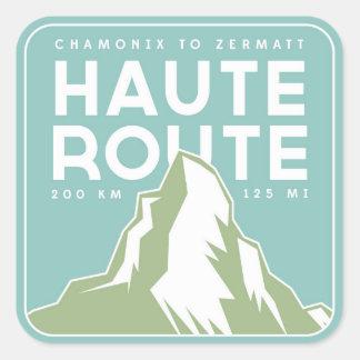 Haute Route Sticker