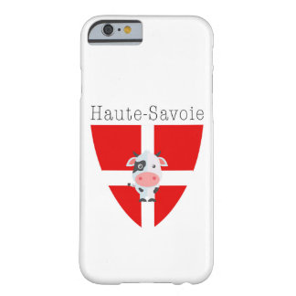 Haute-Savoie Cow IPhone 6/6S Case