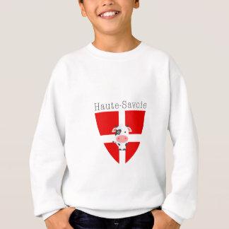 Haute-Savoie Cow Kids Sweatshirt
