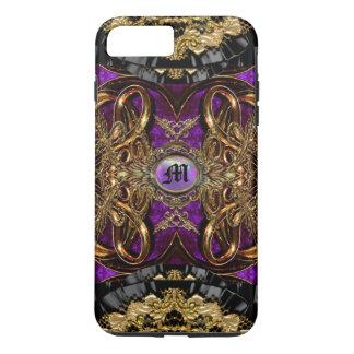 Hauteleash Hampton Curtsey Cute Baroque iPhone 8 Plus/7 Plus Case
