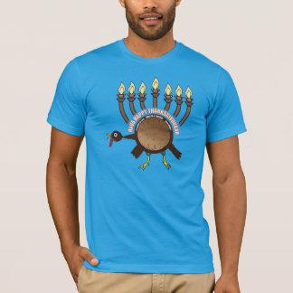 hava happy thanksgivukkah T-Shirt