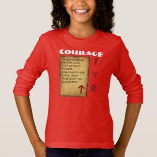 Havamal Courage T-Shirt