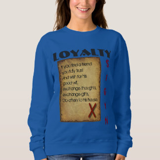 Havamal Loyalty Sweatshirt