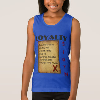 Havamal Loyalty Tank Top