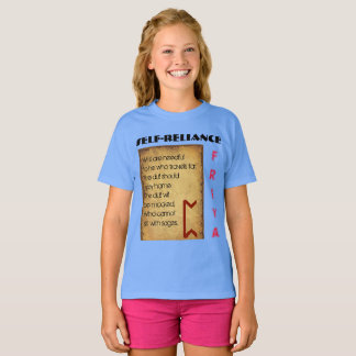Havamal Self-Reliance T-Shirt