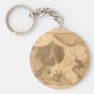 Havana 1879 keychain