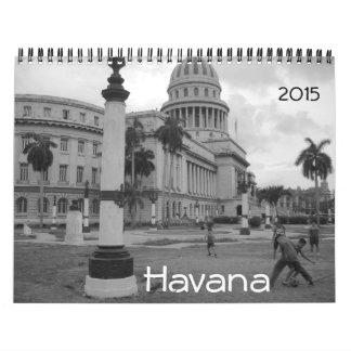 havana 2015 wall calendars