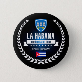 Havana 2 Inch Round Button