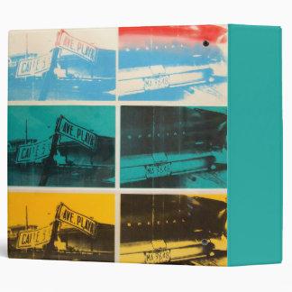 Havana 4 vinyl binder