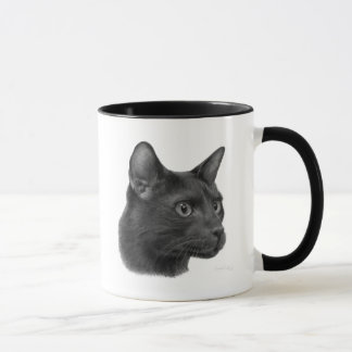 Havana Brown Cat Mug