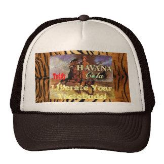 HAVANA COLA Liberate Your Tastebuds Hat!