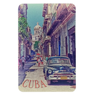 Havana Cuba Magnet