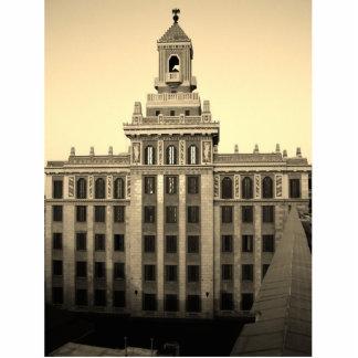 Havana Deco Vintage Sculpture Standing Photo Sculpture