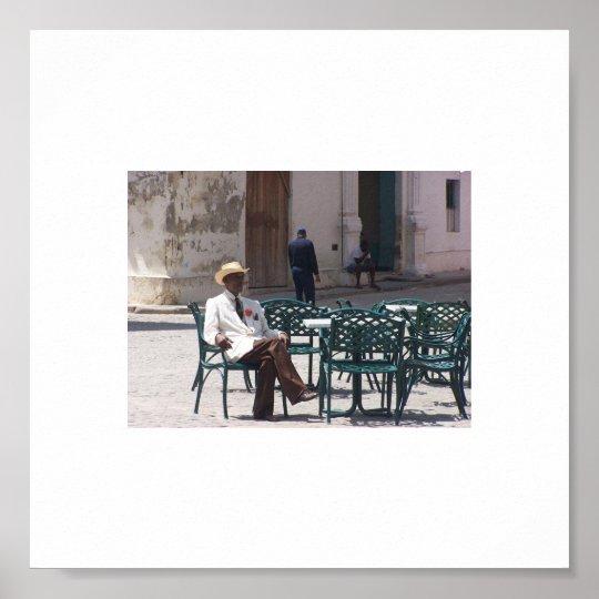 Havana gentleman. poster