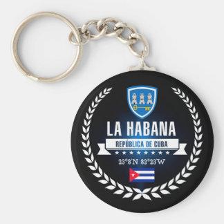Havana Keychain
