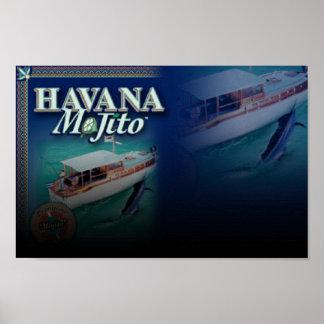 Havana Mojito Poster