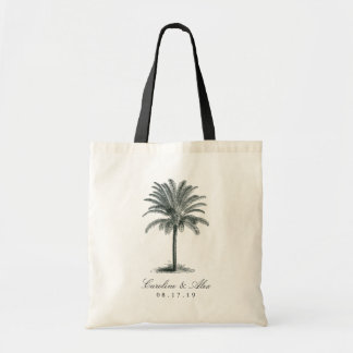 Havana Palm Wedding Favor