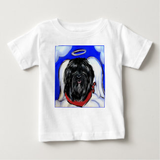 Havana Silk Dog Baby T-Shirt