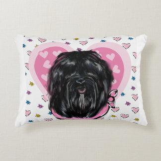 Havana Silk Dog Mothers Day Accent Pillow