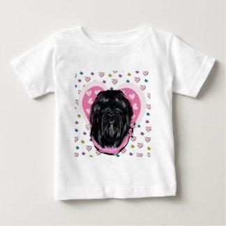 Havana Silk Dog Mothers Day Baby T-Shirt