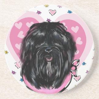 Havana Silk Dog Mothers Day Coaster