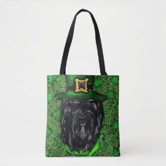 Havana Silk Dog Tote Bag