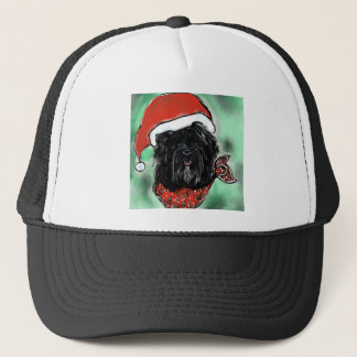 Havana Silk Dog Trucker Hat