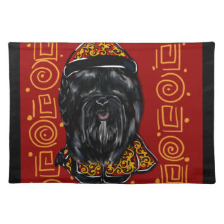 Havana Silk Dog Year of the Dog Placemat