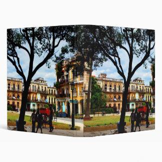 Havana Square Binder