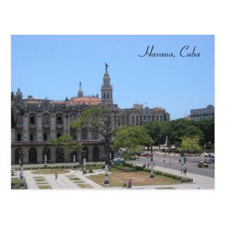 havana square postcards