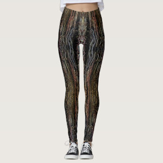 Havana Vines 1 Leggings